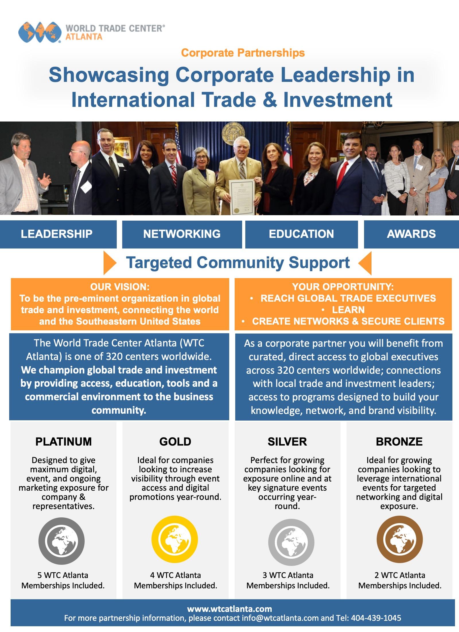 Corporate Partnership Wtca